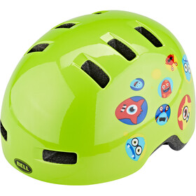 Bell Lil Ripper Casco Bambino, green monster